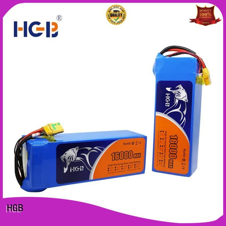 HGB rc quadcopter battery manufacturer manufacturer