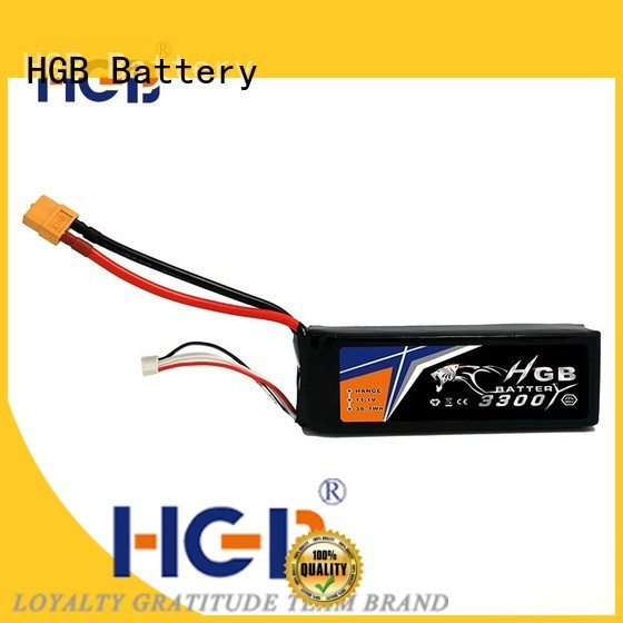 HGB rc car battery factory price for RC car