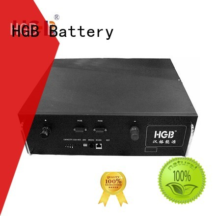 HGB telecom battery factory price for electric vehicles