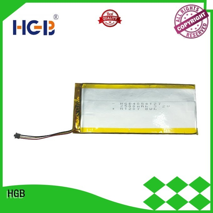light weight flat lithium polymer battery factory price for notebook