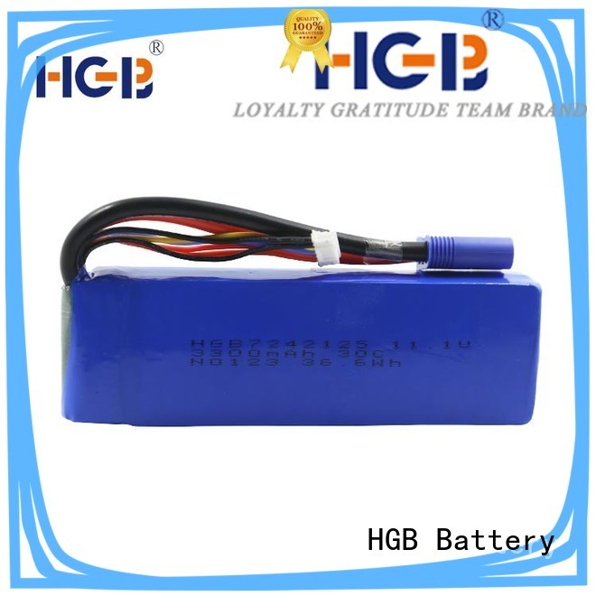 HGB high quality portable battery jumper series for race use