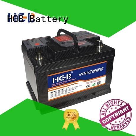 HGB lasting graphene lithium ion battery design for tractors