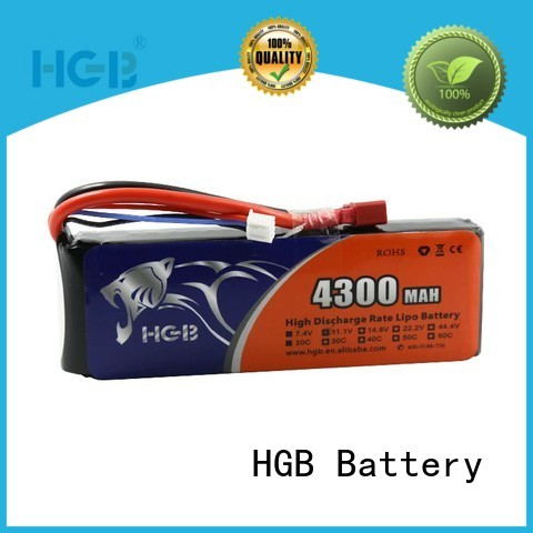 HGB rc helicopter battery directly sale for RC car