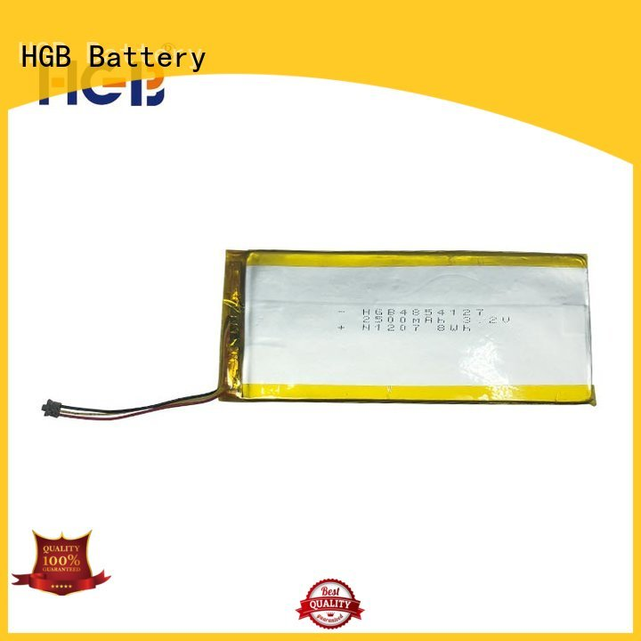 light weight flat lithium battery customized for mobile devices