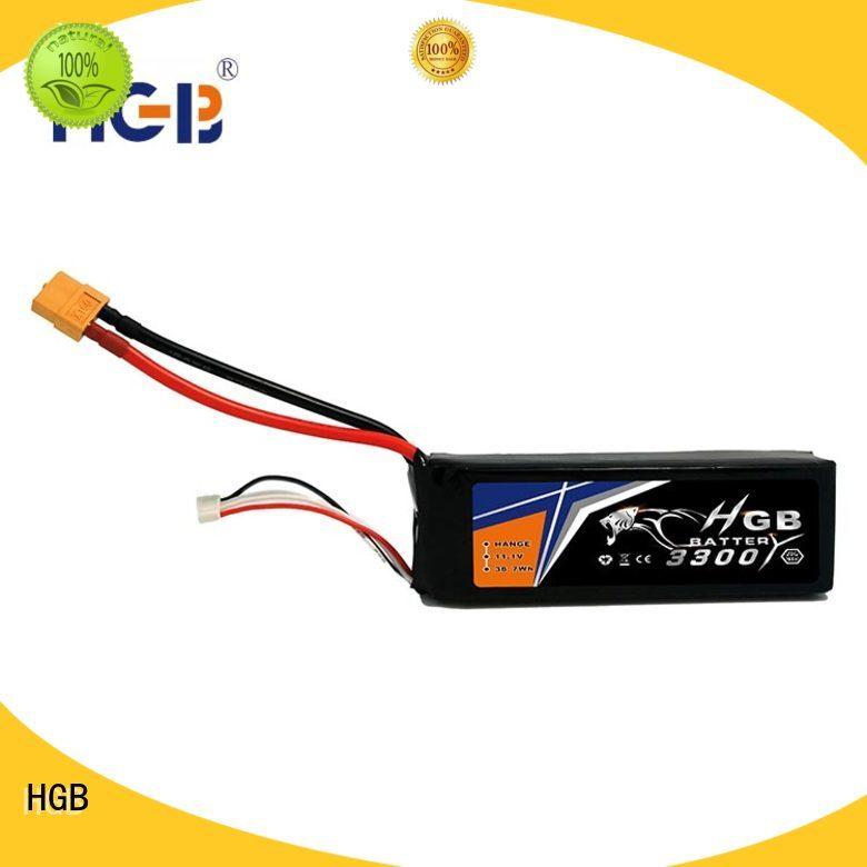 HGB rc flight batteries wholesale for RC car