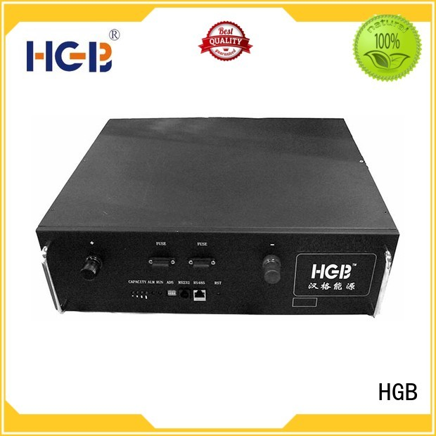 HGB telecom battery wholesale for communication base stations