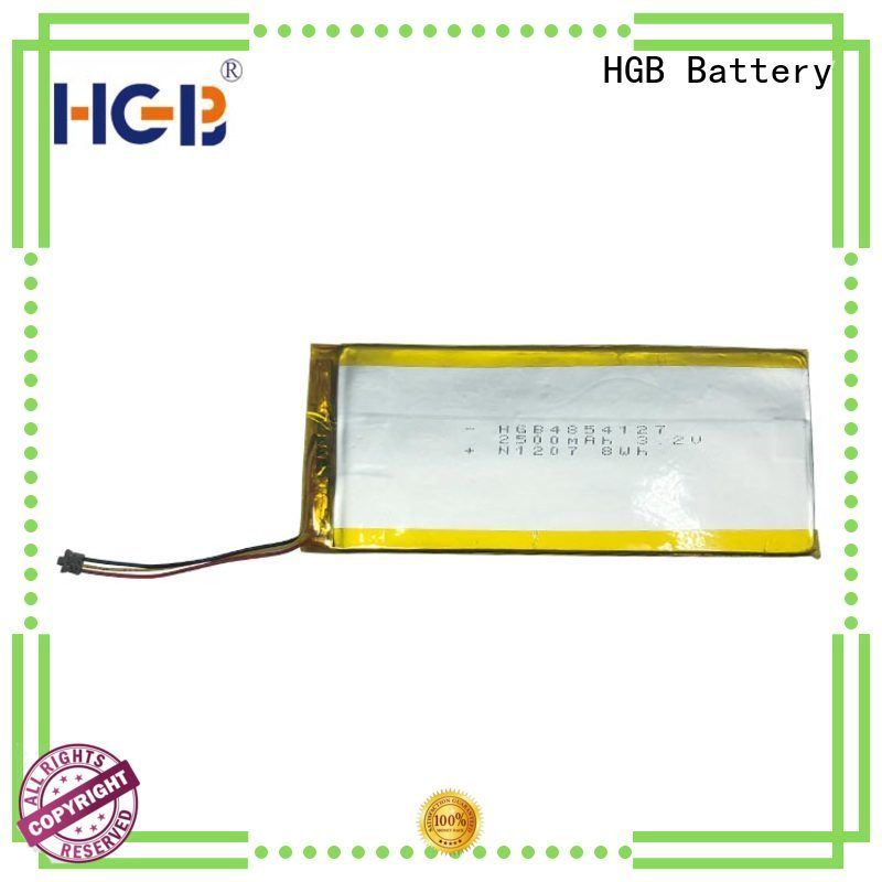 popular flat lithium polymer battery supplier for notebook