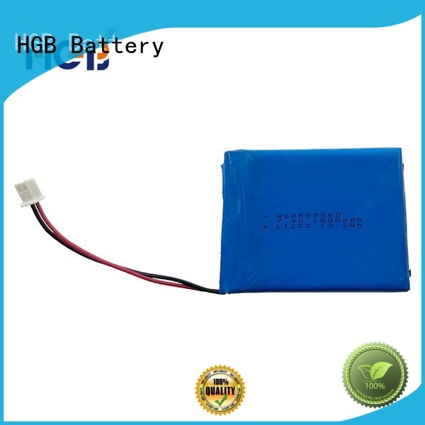 popular flat lithium polymer battery directly sale for notebook