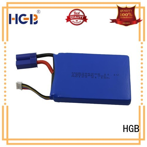 HGB portable car battery pack supplier for race use