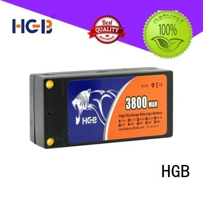 HGB rc plane battery factory for RC car