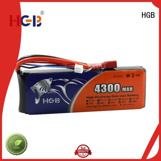 advanced rc lithium ion battery factory price for RC planes