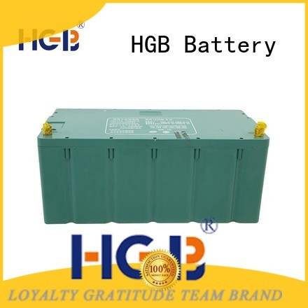 electric car battery supplier for tram HGB