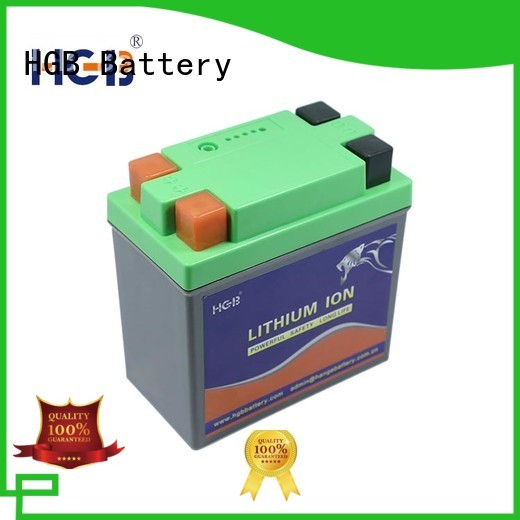 HGB light weight lifepo4 lithium ion battery for digital products