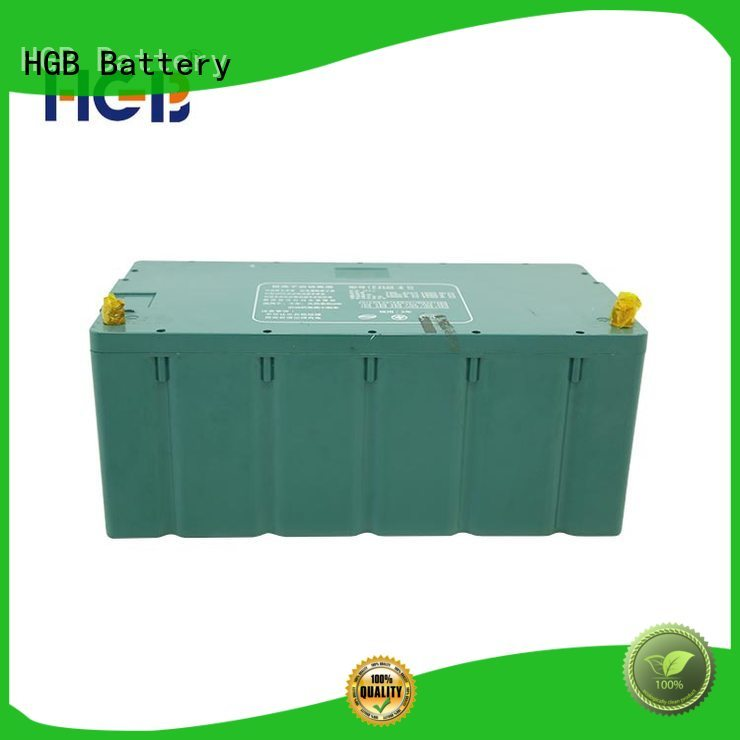 HGB high quality ev car battery supplier for bus