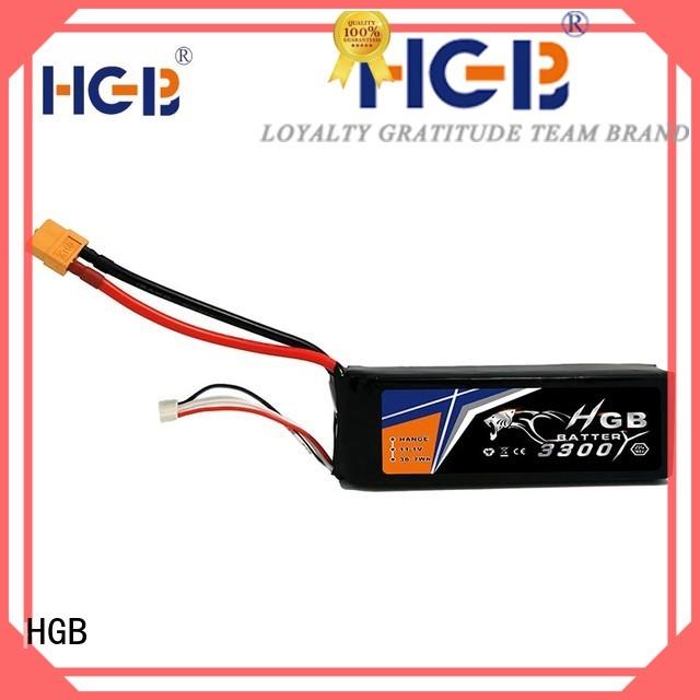HGB advanced rc plane battery supplier for RC planes