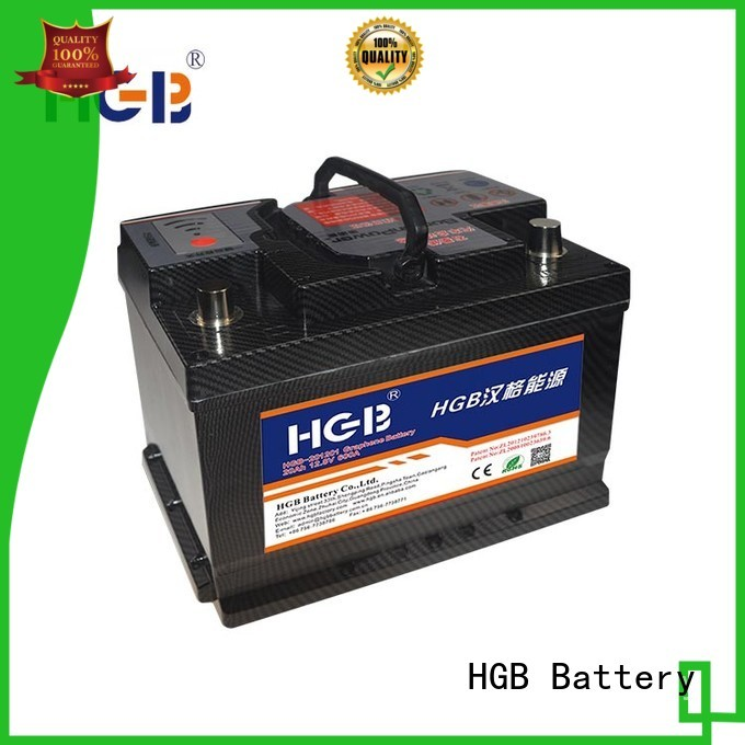 HGB lasting rc graphene battery graphene for boats