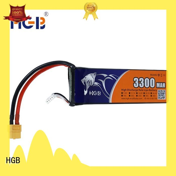 HGB rc car batterys supplier for RC planes
