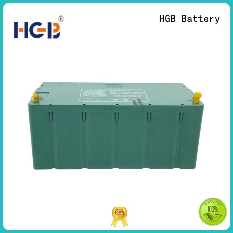 HGB high quality lithium ion battery for ev supplier for bus