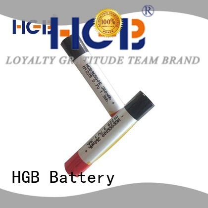 HGB non explosive e cig battery custom design for electronic cigarette