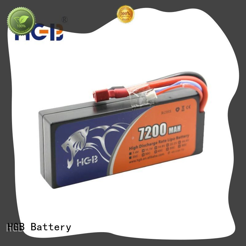 advanced rc lithium polymer batteries different sizes for RC helicopter HGB
