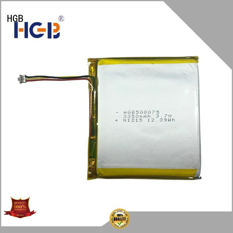 good quality flat lithium polymer battery factory price for digital products