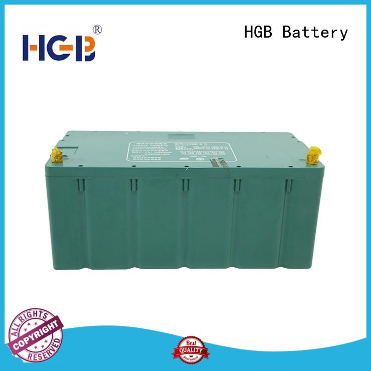 HGB electric vehicle battery supplier for truck