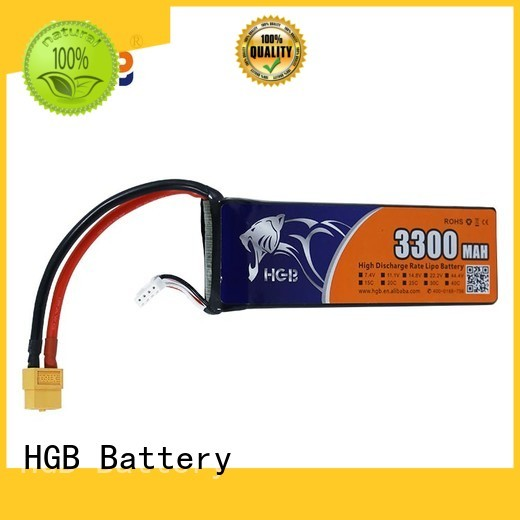 rechargeable lithium rc battery manufacturer for RC helicopter