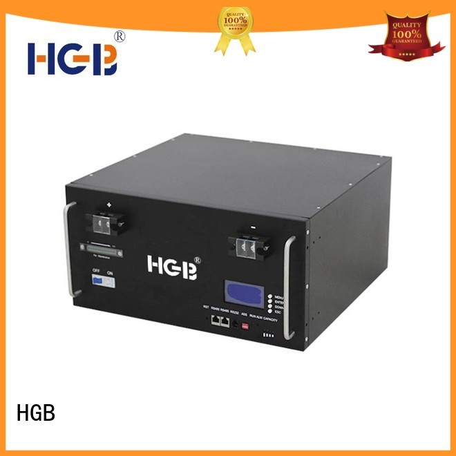HGB telecom battery series for communication base stations
