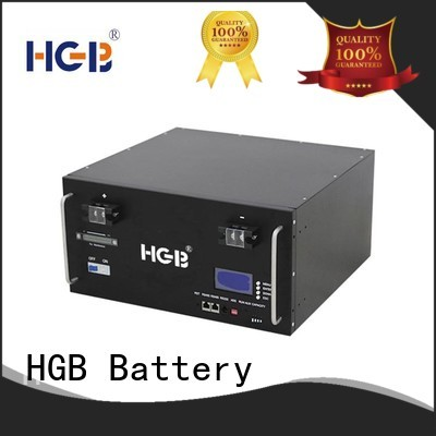 HGB lithium iron phosphate battery factory price for communication base stations