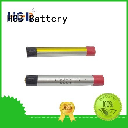 HGB cost-effective ion polymer battery manufacturer for electronic cigarette