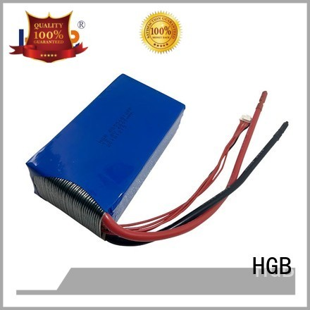 HGB rechargeable batterie lifepo factory price for RC hobby