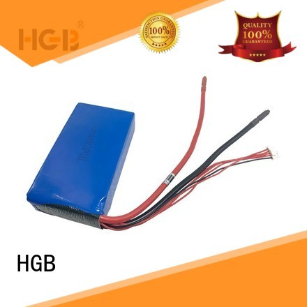 HGB low cost lifepo4 car battery factory price for RC hobby
