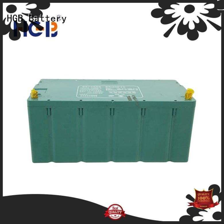 rechargeable li ion car battery factory price for tram