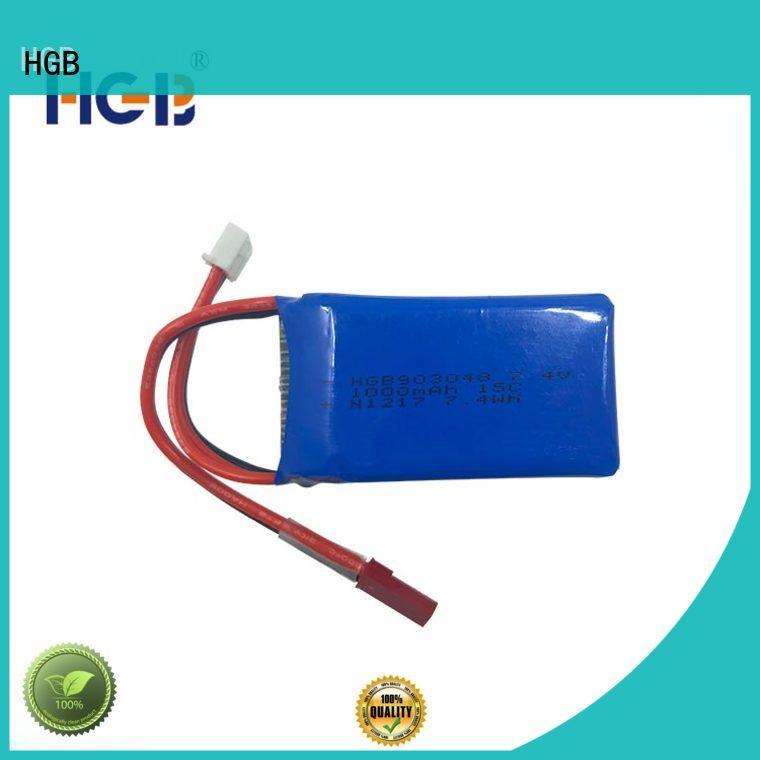 lithium cobalt oxide custom rc battery packs various models for RC planes HGB