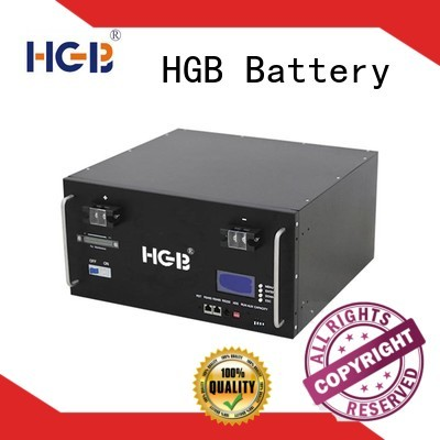 HGB telecom battery customized for Cloud/Solar Power Storage System