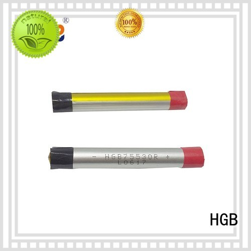 HGB electronic cigarette battery factory price for rechargeable devices