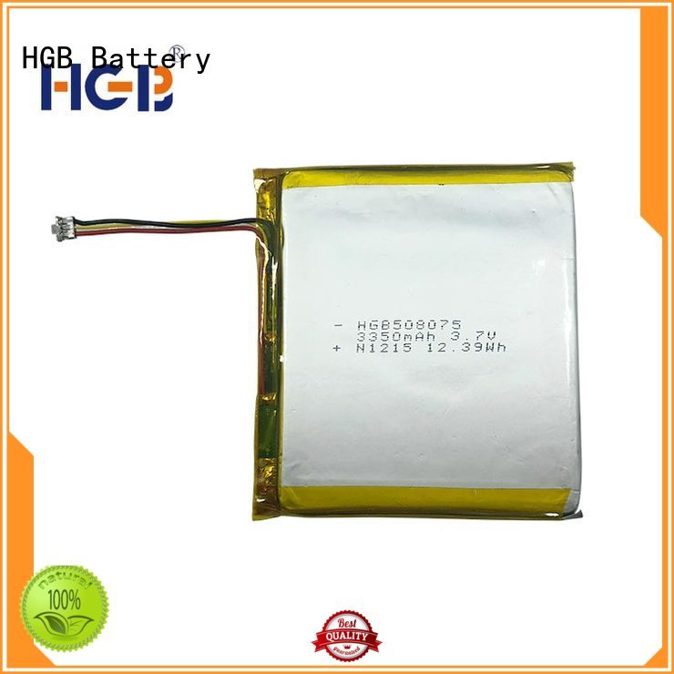 reliable thin rechargeable battery factory price for notebook