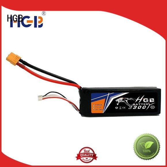 HGB rc battery supplier for RC quadcopters