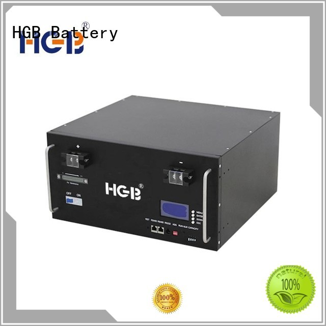 station battery wholesale for communication base stations HGB