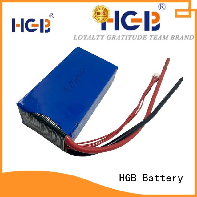 HGB lithium ion battery cycles customized for digital products