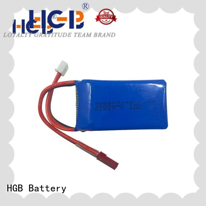 professional rc lithium polymer batteries manufacturer for RC quadcopters