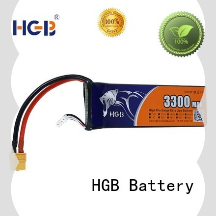 HGB advanced li poly rc battery factory for RC quadcopters