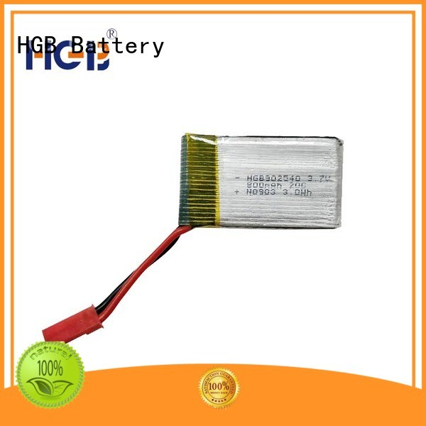 lithium ion battery for rc planes 3300mah for RC quadcopters HGB