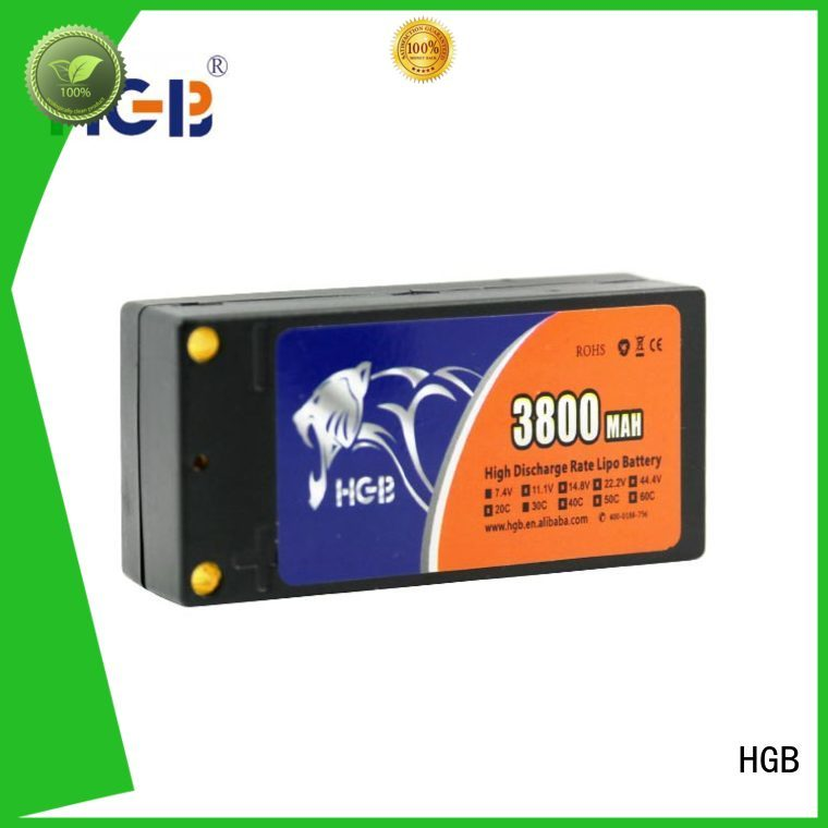 rc batterier directly sale for RC quadcopters HGB