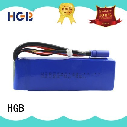 HGB jump starter battery series for motorcycles