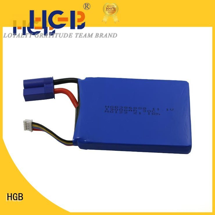 HGB car battery starter customized for motorcycles