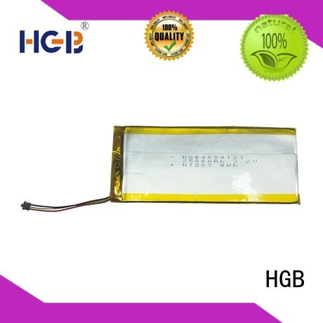 HGB flat lithium battery manufacturer for digital products
