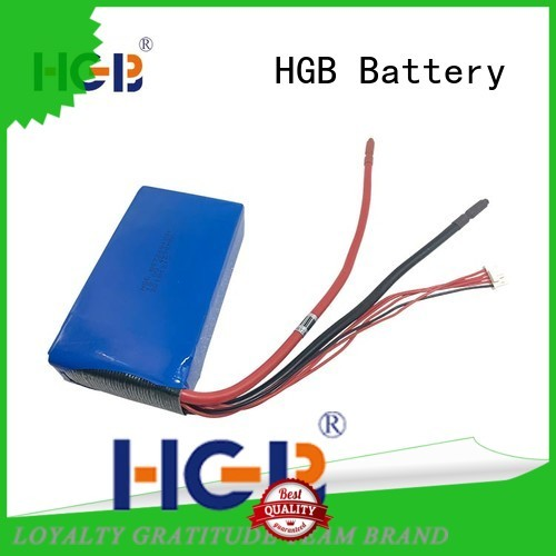 HGB lifepo4 single cell charger series for RC hobby