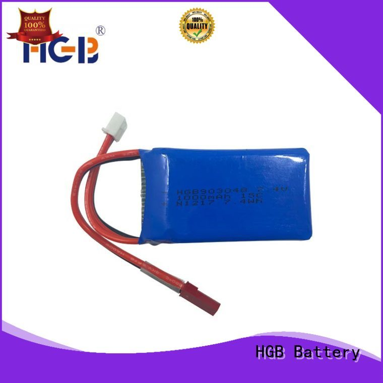 professional rc model batteries supplier for RC helicopter