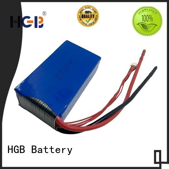 HGB light weight lifepo4 lithium ion battery factory price for RC hobby